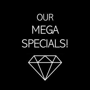 Mega specials